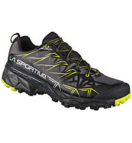 La Sportiva Akyra GTX Men - scarpe trailrunning - uomo, Dark Grey/Yellow