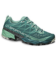 La Sportiva Akyra - Scarpe trail running - donna, Green