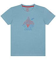 La Sportiva Alakay - T-shirt - bambino, Light Blue