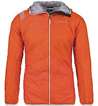 La Sportiva Alpine Guide Insulation J - giacca alpinismo - uomo, Red