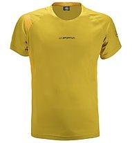 La Sportiva Apex T-Shirt M, Yellow
