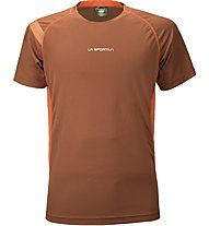 La Sportiva Apex - T-shirt trail running - uomo, Orange