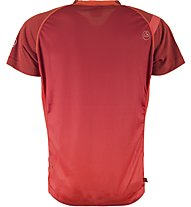 La Sportiva Apex - T-shirt trail running - uomo, Red