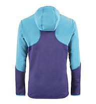 La Sportiva Arcade M - Kapuzenpullover - Herren, Purple/Blue