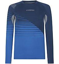 La Sportiva Artic - Funktionsshirt Langarm - Herren, Dark Blue/Blue