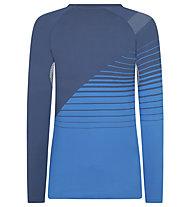 La Sportiva Artic - Funktionsshirt Langarm - Herren, Blue/Light Blue
