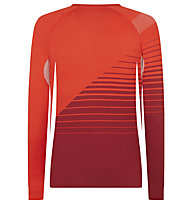 La Sportiva Artic - Funktionsshirt Langarm - Herren, Red/Dark Red