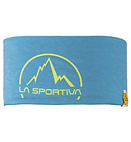 La Sportiva Artis - Stirnband Bergsport, Light Blue