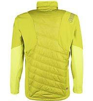 La Sportiva Ascent - Hybridjacke Skitouren - Herren, Yellow