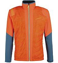La Sportiva Ascent - Hybridjacke Skitouren - Herren, Orange
