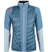 La Sportiva Ascent - Hybridjacke Skitouren - Herren, Light Blue