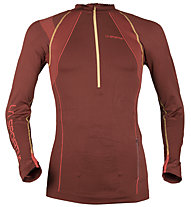 La Sportiva Atmosphere 2.0 Long Sleeve M, Rust