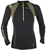 La Sportiva Atmosphere 2.0 Long Sleeve M, Black