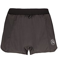 La Sportiva Auster - pantaloni corti trail running - uomo, Black