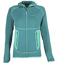 La Sportiva Avail 2.0 - Giacca in pile con cappuccio scialpinismo - donna, Blue