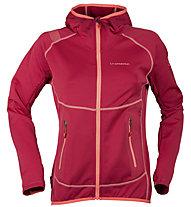 La Sportiva Avail - Giacca in pile scialpinismo - donna, Berry