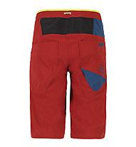 La Sportiva Belay - kurze Kletter- und Boulderhose - Herren, Red/Blue