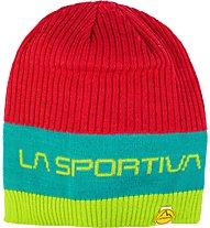 La Sportiva Beta - berretto, Red/Blue/Yellow
