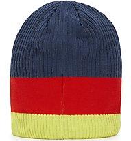 La Sportiva Beta - berretto, Blue/Red/Yellow