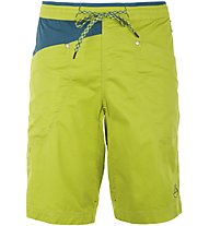 La Sportiva Bleauser Short - kurze Kletter- und Boulderhose Herren, Green