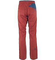 La Sportiva Bolt - Pantaloni lunghi arrampicata - uomo, Red