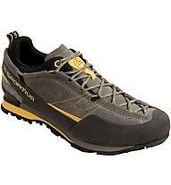 La Sportiva Boulder X - Wander- und Zustiegsschuh - Herren, Grey/Yellow