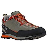 La Sportiva Boulder X - scarpe da avvicinamento - uomo, Grey/Black