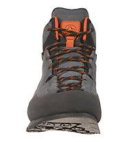 La Sportiva Boulder X Mid GORE-TEX - Zustiegschuh - Herren, Grey/Orange