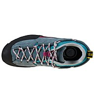 La Sportiva Boulder X - Zustiegschuh - Damen, Black/Blue
