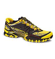 La Sportiva Bushido - Trailrunning-Schuh - Herren, Black/Yellow