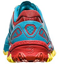 La Sportiva Bushido - Scarpe trail running - uomo, Light Blue