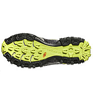 La Sportiva Bushido - scarpe trail running - uomo, Grey/Yellow