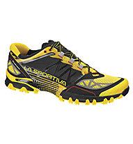 La Sportiva Bushido - Trailrunningschuh - Herren, Yellow/Black