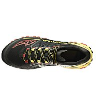 La Sportiva Bushido - scarpe trail running - uomo, Black/Yellow