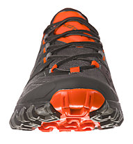 La Sportiva Bushido 2 - scarpe trail running - uomo, Black/Orange