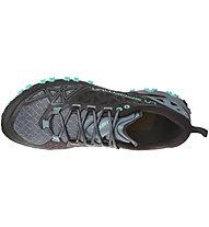 La Sportiva Bushido II - Trailrunningschuh - Damen, Black/Blue