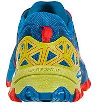 La Sportiva Bushido II - Trailrunningschuh - Herren, Blue/Yellow