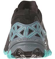 La Sportiva Bushido II W - Trailrunningschuh - Damen, Grey/Light Blue