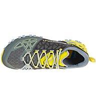La Sportiva Bushido II - Trailrunningschuh - Damen, Grey/Yellow