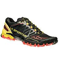 La Sportiva Bushido - scarpe trail running - uomo, Black
