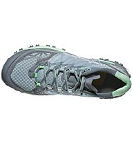 La Sportiva Bushido - Trailrunning-Schuh - Damen, Grey/Green