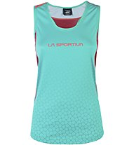 La Sportiva Calypso - Trägershirt Bergsport - Damen, Light Blue
