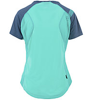 La Sportiva Catch - Trailrunning T-Shirt - Damen, Black/Blue