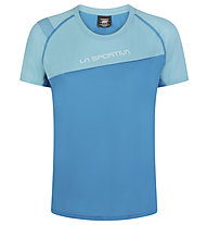 La Sportiva Catch - Trailrunning T-Shirt - Damen, Light Blue/Blue