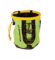 La Sportiva Chalk Bag Miura, Green/Black