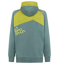 La Sportiva Chilam - Kapuzenjacke - Herren, Green/Yellow