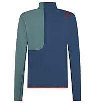 La Sportiva Chill - Fleece-Jacke - Herren, Blue/Green/Red