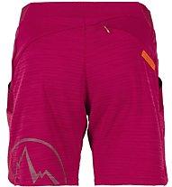 La Sportiva Circuit - kurze Kletter- und Boulderhose - Damen, Pink