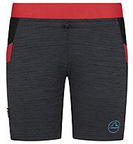 La Sportiva Circuit - Damen-Klettershorts, Black/Red