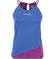 La Sportiva Class - Trägershirt - Damen, Blue/Pink